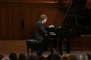 Dmitry Masleev, piano