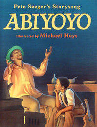 Abiyoyo Book Cover