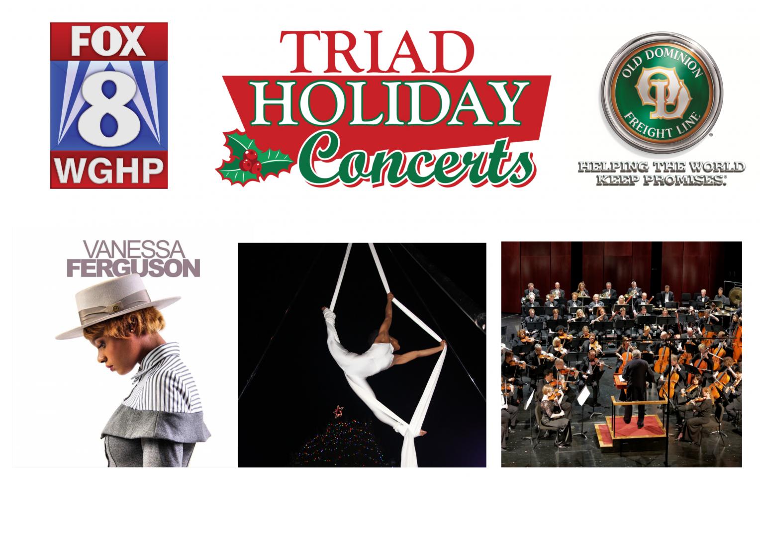 Celebrate the Holiday Season with the Greensboro Symphony