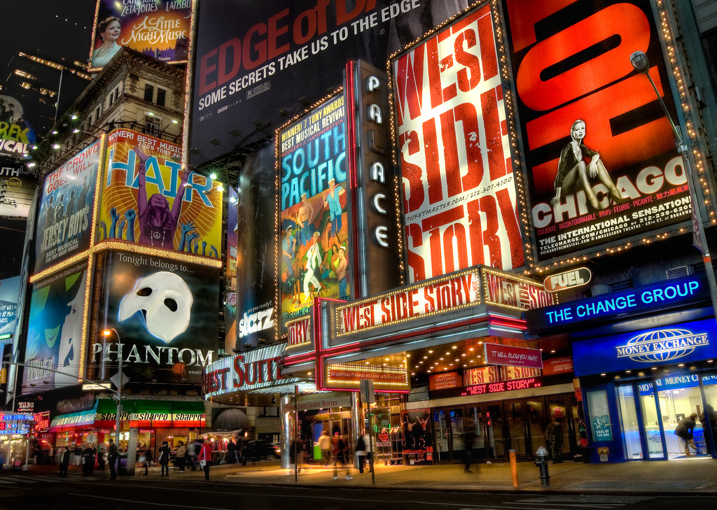 To Broadway, with love